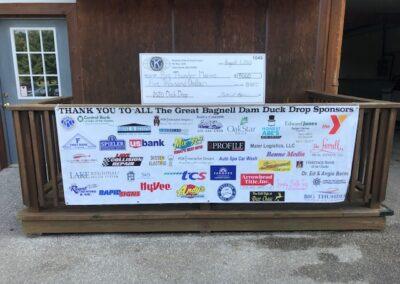 Sponsors for Golf Tournament