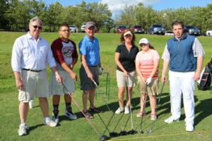 Big Brothers Big Sisters Duck Drop Golf Tournament