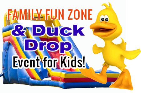 Fun zone header